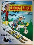 Lucky Luke - Klondike, 1. painos