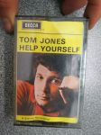 Tom Jones  / Help yourself -C-kasetti