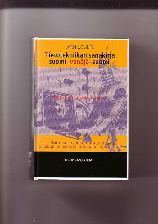 sanakirja venäjä suomi