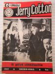 Jerry Cotton 1963 nr 12 - Ei p�ly� s�hk�tuoliin