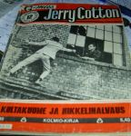 Jerry Cotton - No 12  1980