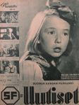 SF-Uutiset 1943 nr 9, sis. mm. seur. artikkelit / kuvat / mainokset; Kansikuvassa Maire Suvanto, Lavastus filmin kehitys, Taiteilija pariskunta helena Kara ... - 1190167_thumb