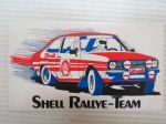 Shell Rallye-Team / Ford Escort -tarra
