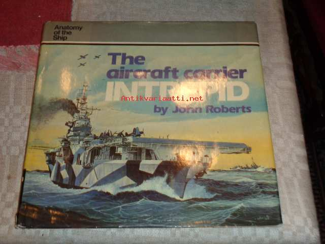 The Aircraft Carrier Intrepid Anatomy Of Ship The Best And Latest