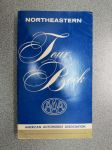 AAA American Automobile Association Northeastern Tour Book 1963-64 edition