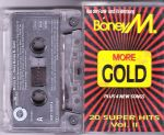 Boney M -  More Gold.  20 Super Hits Vol. 2 . C-kasetti.  1993.  BMG 74321 16197 4