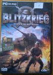 Blitzkrieg - Attack is the only defense PC CD-ROM