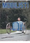 Mobilisti 2013 nr 6 / Ford Galaxie, Morgan Three Wheeler, Renault R4, Sirkus Valiant,
