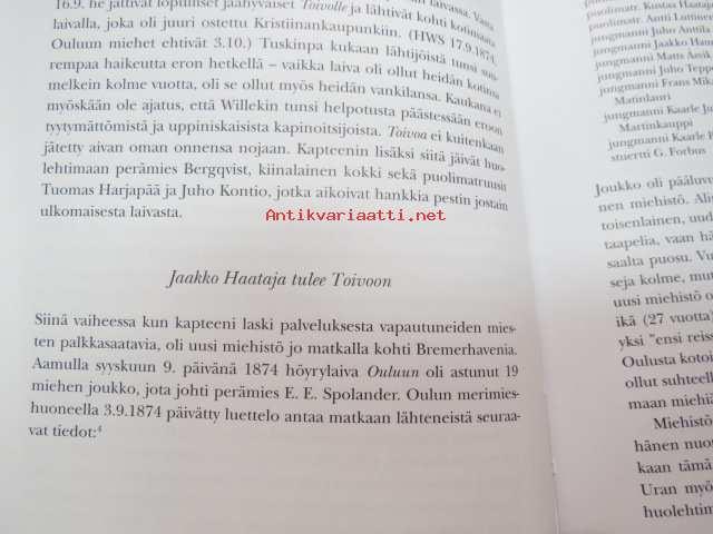 Antikvariaatti Oulu