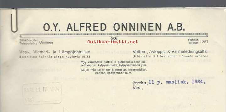 THE SALE OF LÄMPÖ-TUKKU OY TO ONNINEN OY HAS BEEN CLOSED