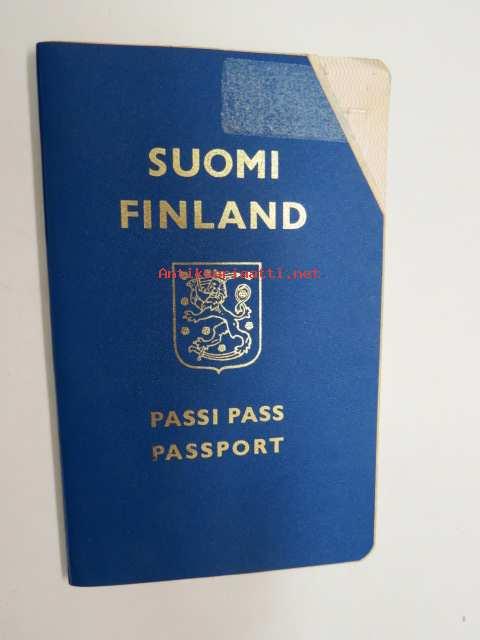 Passi Vanhentunut