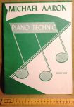 Piano Technic, Book1.