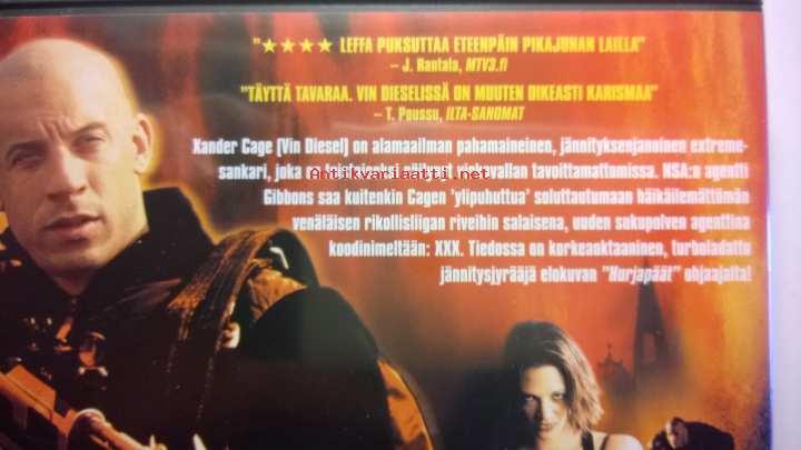 Xxxnx elokuva