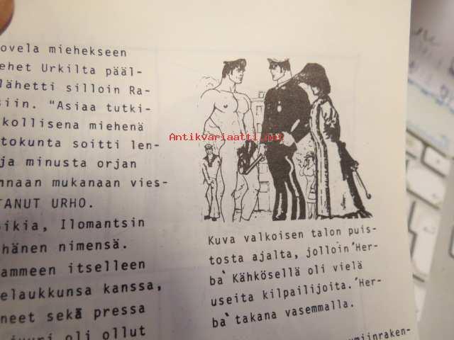 Heikinheimo näkee asian niin, että aina on ollut yhtälailla toisia naisia kuin.