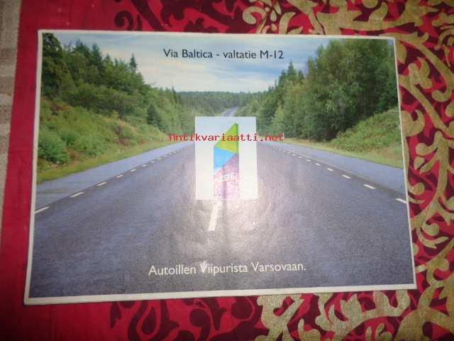 Via Baltica Automatkailijan Vinkit