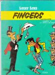 Lucky Luke -Fingers, 1984. 1. painos