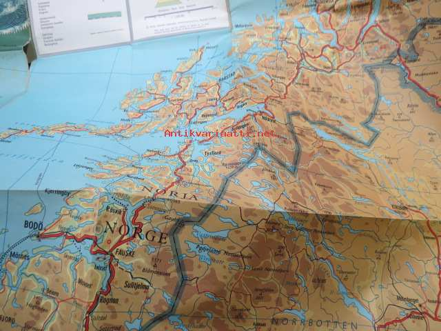 Pohjoiskalotti Nordkalotten Nord Skandinavien Northern