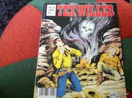 Tex Willer no 8 1991