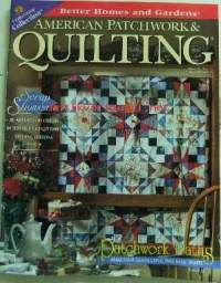 American Patchwork & Quilting August 1997