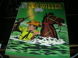 Tex Willer No 8 1986