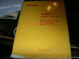 Fiat 1100 T Tipo 217 D