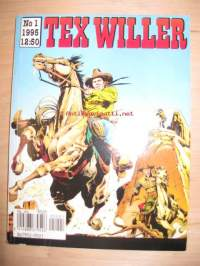 Tex Willer 1995 no 1
