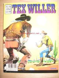 Tex Willer 1994 no 16
