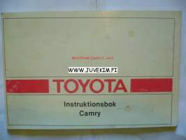 Toyota Camry -owner´s manual
