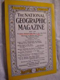 The National Geographic Magazine - May 1958 (Volume CXIII, Number five)