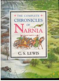 The complete cronicles of Narnia