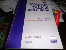 The walkie-talkie drill book