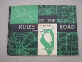 Illinois rules of the road -liikennelait