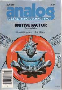 Analog Science Fiction/Science Fact: Vol CII, No 5. (Toukokuu 1982)