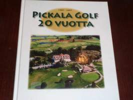 pickala golf 20 vuotta 1987-2007