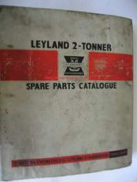 Leyland 2-tonner spare parts catalogue