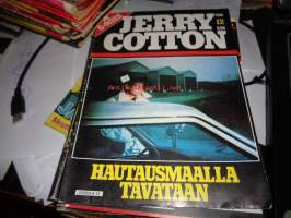 Jerry Cotton - No 12 1986. Hautausmaalla tavataan