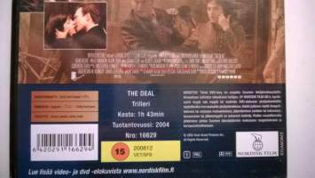 The deal DVD - elokuva