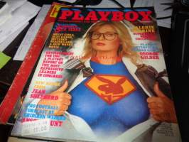 Playboy August 1981 Debbie Boostrom