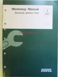 Volvo Penta Workshop Manual Electrical, Ignition, Fuel 2(0)