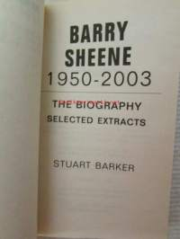Barry Sheene 1950-2003 - The biography selected extracts