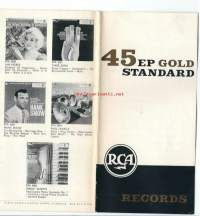 45 EP Gold Standard