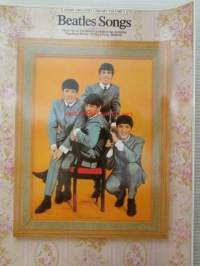 Beatles Songs - Thirty two of The Beatles greatest songs, Including paperback Writer, All my Loving, Michelle - Home Organist Library Volume 9