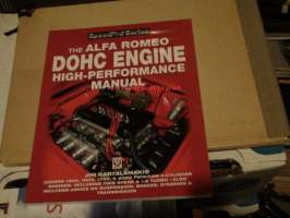 Alfa Romeo DOHC engine high-performace manual