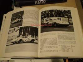 GT 40 an indivdual history and race record FORD GT40