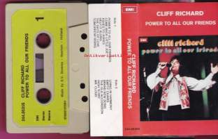 Power To All Our Friends - Cliff Richard. BMG, LC 0136EMI 244.05355.Power To All Our Friends 	Come Back Billie Joe 	Ashes To Ashes 	Help It Along 	The