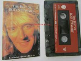 Rod Stewart - The Best of -C-kasetti