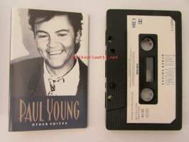 Paul Young - Other Voices -C-kasetti