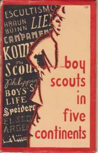 Partio-Scout: Boy scouts in five continents