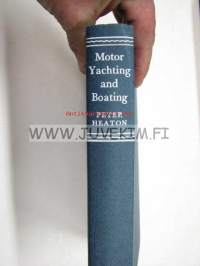 Motor yachting and boating