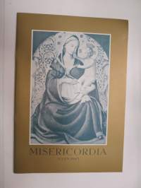 Misericordia 1963 joulunumero, ruotsinkielinen -christmas issue